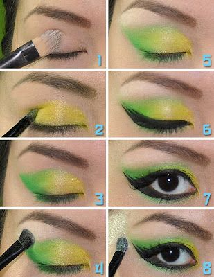 CandyLoveArt: My Tinkerbell Makeup Tutorial