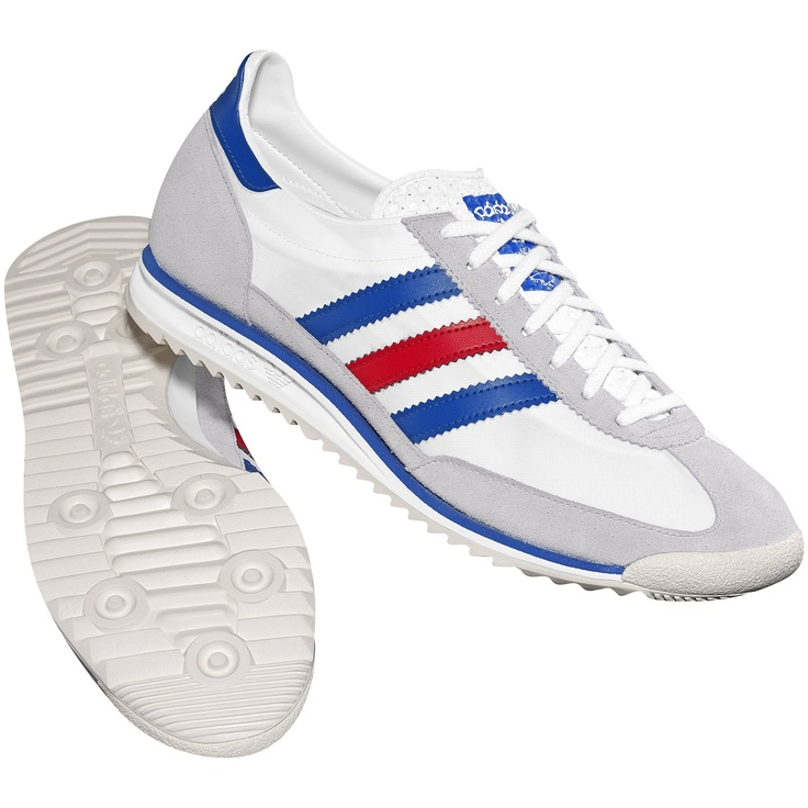 Men's SL 72, White / Poppy / Satellite