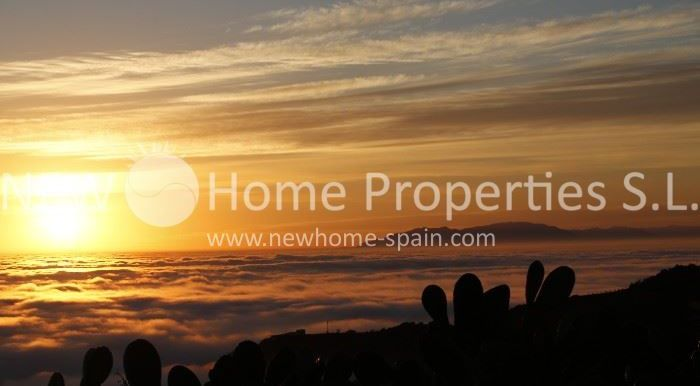 A Villa in top of the sky with great sunset´s almost every day - Costa del Sol - Sayalonga - Ref 1113 - more under www.newhome-spain.com