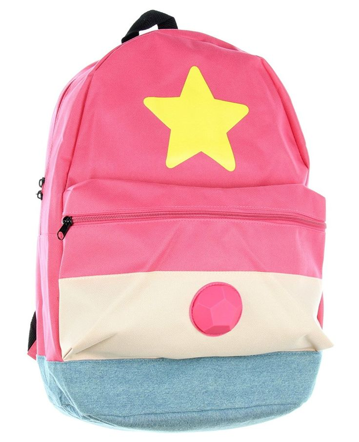 Steven Universe Steven Cosplay Backpack -- Trust me, this is great! Click the item shown here. : Backpacking bags