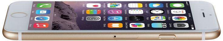 Apple iPhone 6 Unlocked Cellphone, 16GB, Gold
