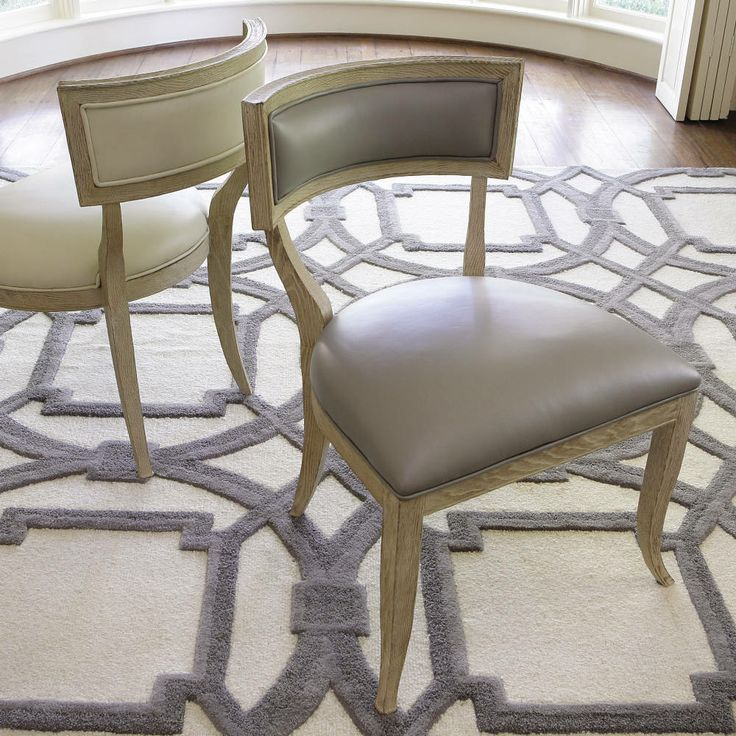 Klismos Chair Leather. 98 best images about Kitchen Furniture on Pinterest   Armchairs