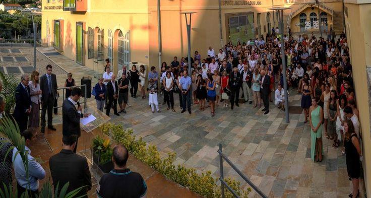 Campus de Grasse : remise des diplômes pour 24 étudiants du Master FOQUAL — Université Nice Sophia Antipolis