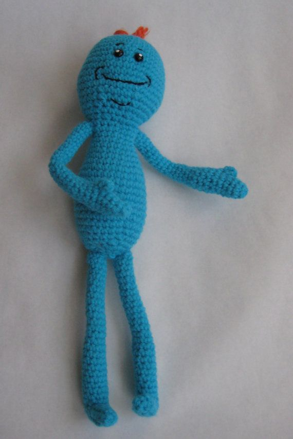 Amigurumi Rick And Morty : 17 Best images about Crochet Yay! on Pinterest Free ...