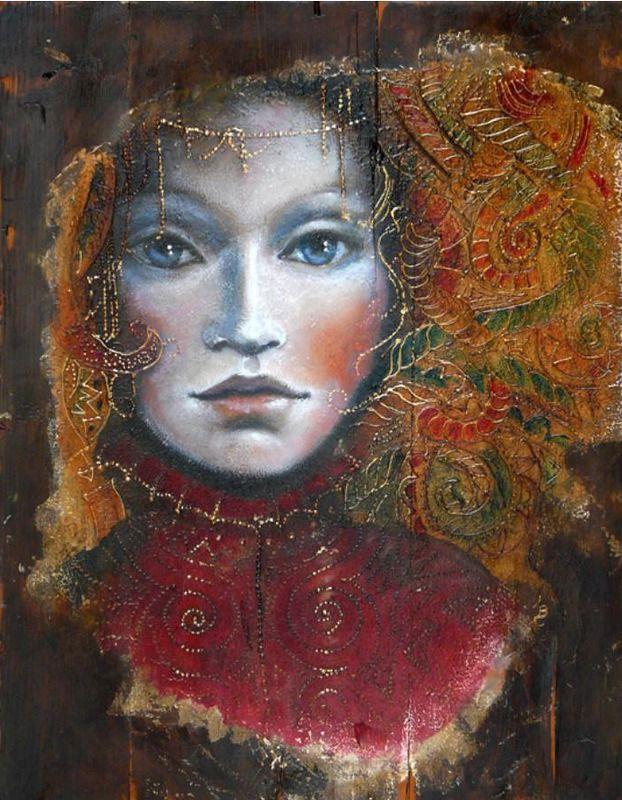 Amazing art by Angela Betta Casale / Фантастические картины Angela Betta Casale - Ярмарка Мастеров - ручная работа, handmade