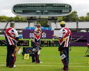 The Archery competition at the London 2012 Olympic Games will call for pinpoint precision and nerves of steel.