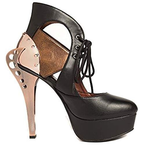 b27035ced107d Hades Shoes H-ASMARA 1 platform two toned sandals
