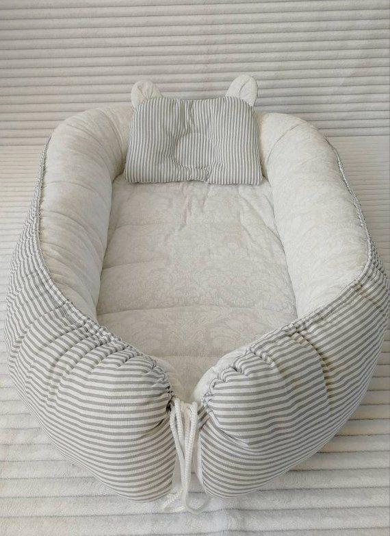 Baby nest  Babynest Baby lounger Baby positoner newborn gift co sleeper neutral docatot babynest newborn baby bed babynestchen