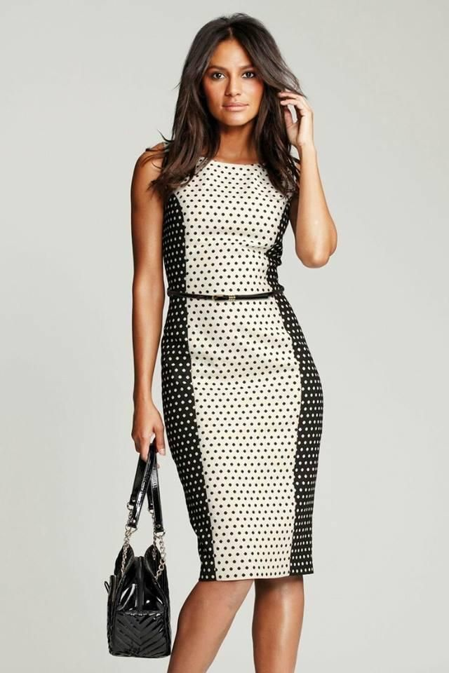 Vestido formal para mujer madura