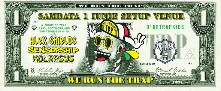 Run The Trap @ Setup 01.06.2013 !