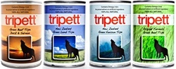 Made from the highest quality green tripe. Great for a healthy digestive system and for dogs with sensitive stomachs.