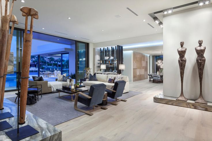 Foundspacenz Life1nmotion Home In Boca Raton By Brenner