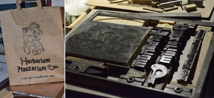 #typography #letterpress #AdamPoltorak