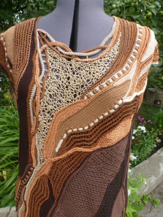 Swing knitting pattern. Handmade. Ruční práce. Ручная работа. Swing knitting. Свинг или поворотное вязание, укороченные ряды.