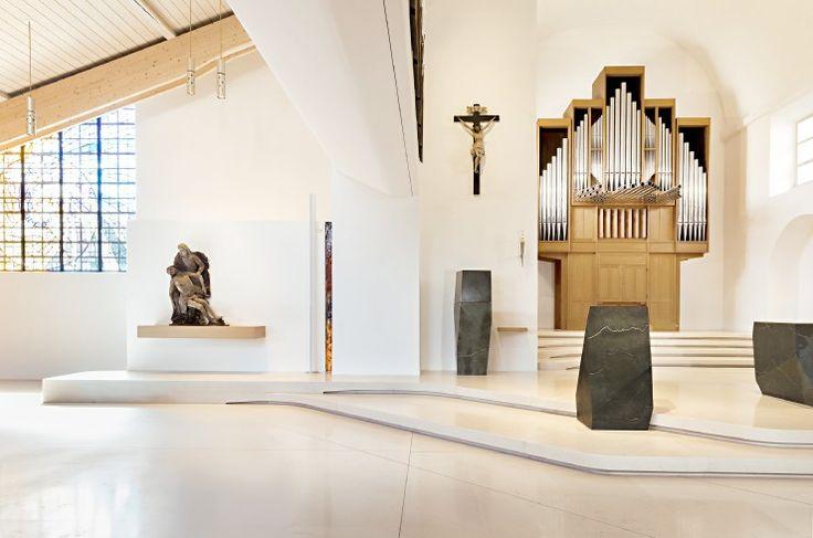 ST. MICHAEL PARISH CHURCH // MESSNER Architects