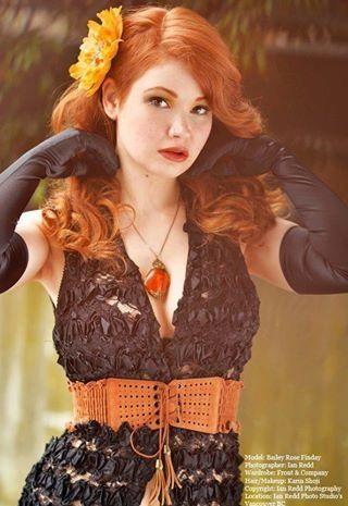 Photographer: Ian Redd Photography Model: Miss Morgane