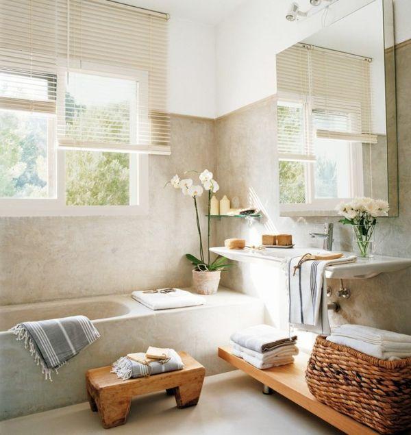 D co salle de bain zen simple et zen for Decoration salle de bain simple