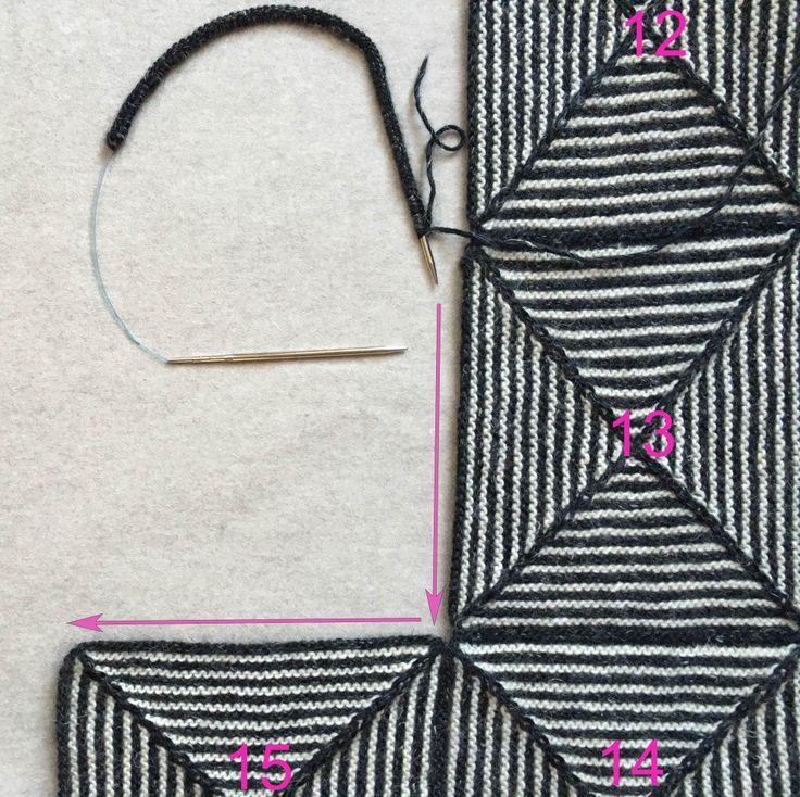 2340 best Para tejer y bordar images on Pinterest   Knit patterns ...