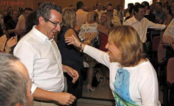 PP y Ciudadanos por Benidorm alcanzan un acuerdo de gobierno local en Benidorm