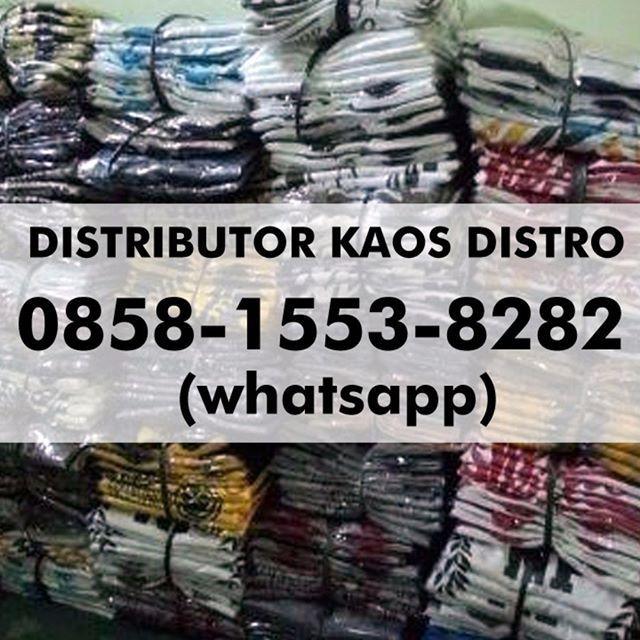 Kami melayani Grosir maupun Eceran Kaos Distro degan berbagai Merek seperti Kick Denim, Insight, Greenlight, Vans. masih banyak lagi. Kami adalah toko online yang melayani pembelian di seluruh wilayah indonesia dengan harga grosir dan eceran termurah  .  Berminat membeli produk kami silahkan kontak customer service kami. .  0858-1553-8282 (WA)  .  .  #bajukerenmurah #kaosdistrokeren #grosirkaosdistrobandung #grosirkaosdistromurah #kaosdistrojakarta #bajudistrobandung #kaoskerenmurah #...