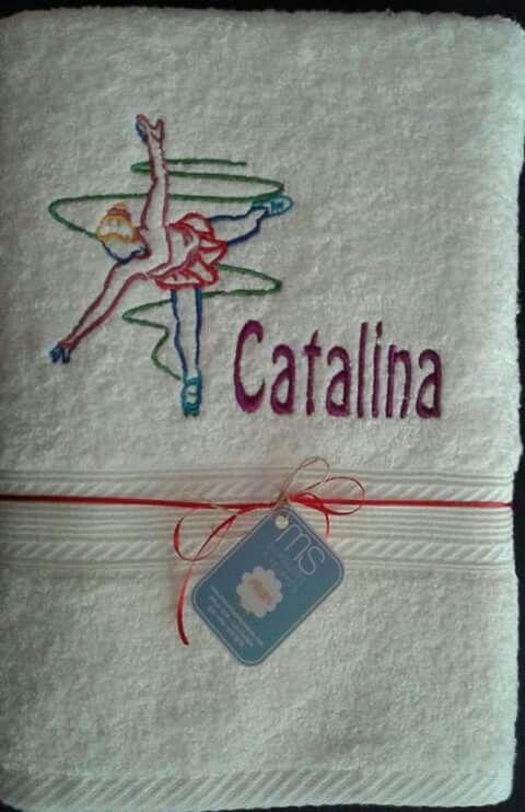 #toalla #bordado #personalizado