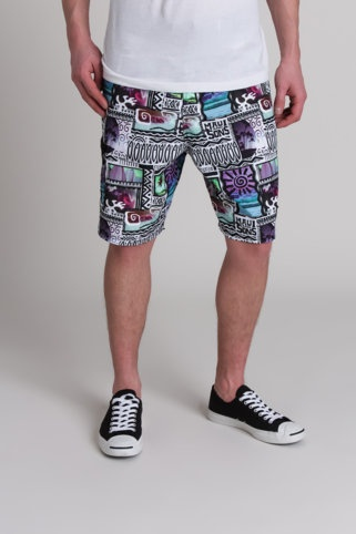 Maui and Sons Perfect Storm Boardshorts