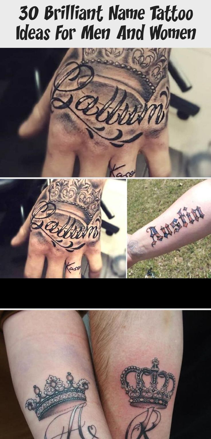 30 Brilliant Name Tattoo Ideas For Men And Women Tattoo