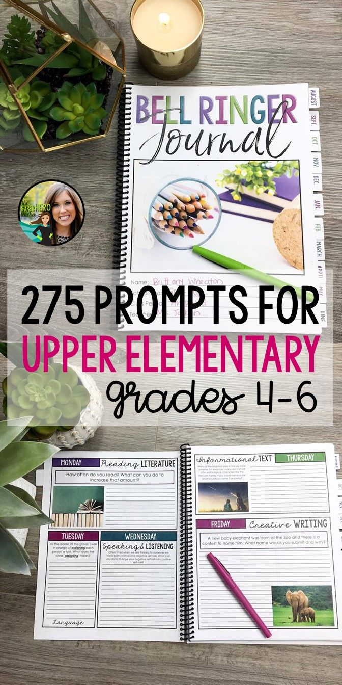 7th grade journal writing prompts Disclaimer: we have provided suggested grade levels for some of our writing daily prompts these suggestions are made based on the content of the prompt, the interest level of the topic, or the level of background knowledge needed to have the most success possible with the prompt.
