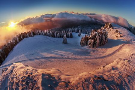 The New World Photo by Sorin Onisor -- National Geographic Your Shot