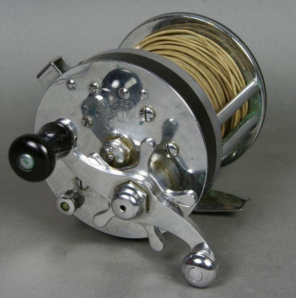 reel vintage part fishing