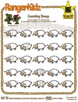 RangerKidz Counting Sheep