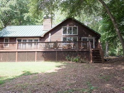 House vacation rental in Eatonton, GA, USA from VRBO.com! #vacation #rental #travel #vrbo