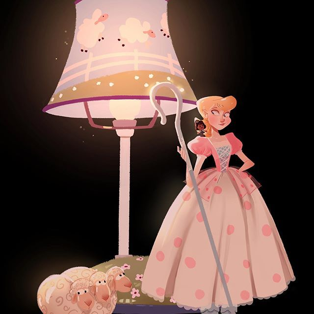 Pin By R B On Disney In 2020 Bo Peep Toy Story Disney Artists Disney Toys