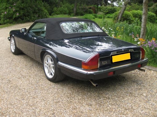 Used Jaguar XJS Automatic  Doors  for sale in Landford, Wiltshire - Ivor Bleaney