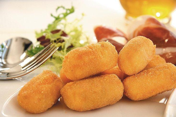 Una receta fácil, deliciosa y rápida para preparar croquetas de pollo