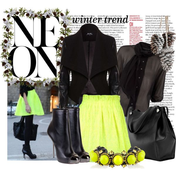 """NEON"" by inculori on Polyvore"