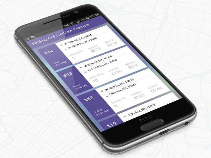 Android UI Components and Libraries [Kotlin & Java] on Behance