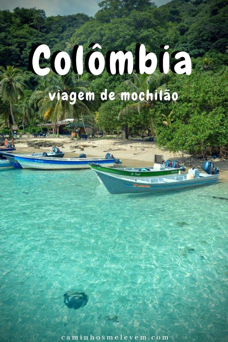 Mochila pela Colômbia   – Outros destinos – Mais Dicas
