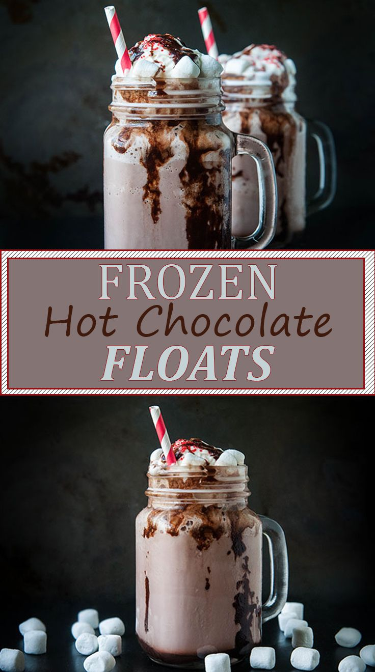 chocolate hot chocolate cake with marshmallow buttercream made with ...