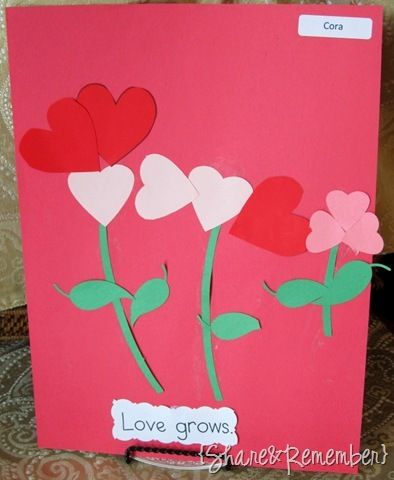 142 best Kids' Arts & Crafts [Valentine's Day] images on Pinterest