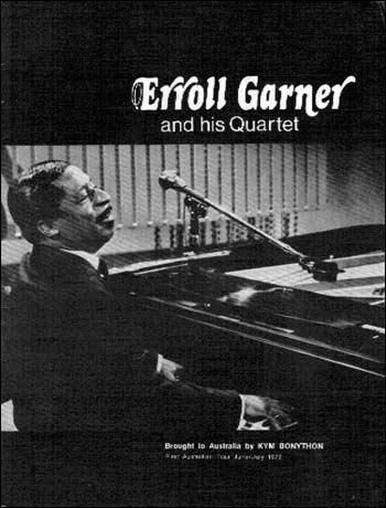Errol Garner and his Quartet