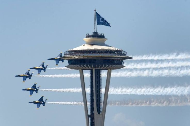 270 Best Images About The Space Needle On Pinterest