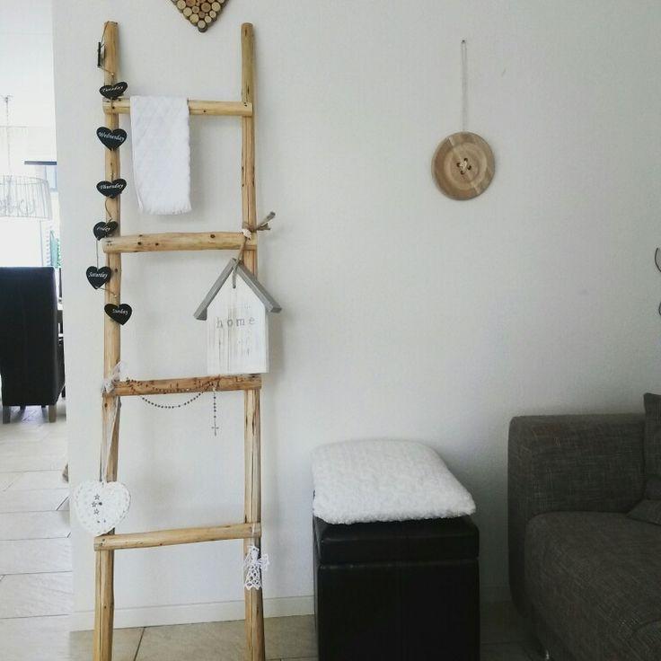 25 beste idee n over bamboe ladders op pinterest for House doctor ladder