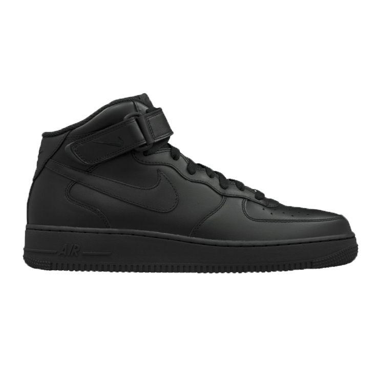 Nike Turnschuhe Herren Schwarz