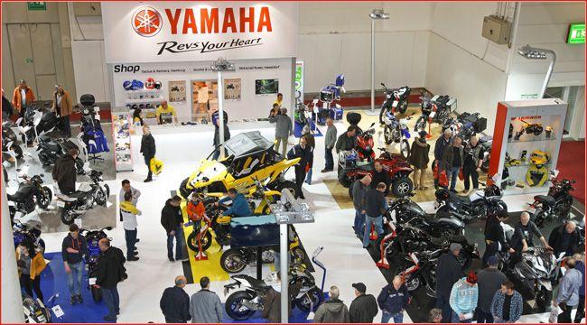HMT Hamburger Motorrad Tage 2017: ATV-Action Ordentliche Quad- und ATV-Action verspricht das Show-Rahmen-Programm der HMT Hamburger Motorrad Tage 2017 vom 24. bis 26. Februar http://www.atv-quad-magazin.com/aktuell/hmt-hamburger-motorrad-tage-2017-atv-action/ #messe #hmt #atvaction #stunts #atvquadmagazin