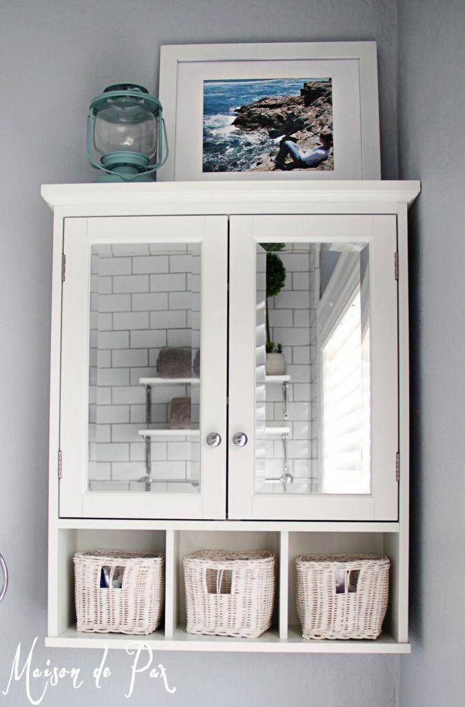 Bathroom Shelving Units Above Toilet   – Rustic Bathroom Decor DIY Mason Jars – …   – most beautiful shelves