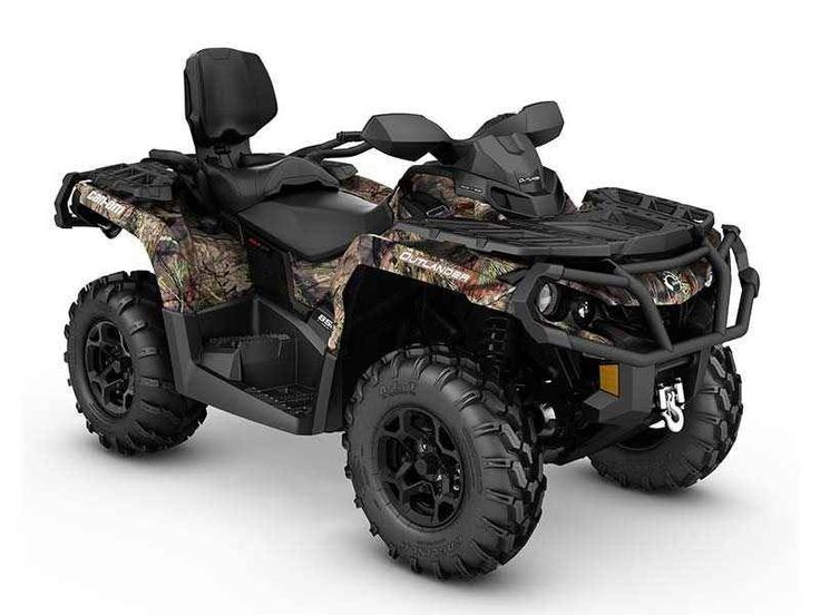 New 2016 Can-Am Outlander MAX XT 850 Camo ATVs For Sale in Colorado. 2016 Can-Am Outlander MAX XT 850 Camo, Get equipped for off-road adventure with more standard features and added value. Take advantage of the Can-Am exclusive Tri-Mode Dynamic Power Steering (DPS), a 3,000 pound winch, and heavy-duty front and rear bumpers that are ready to take on every adventure.