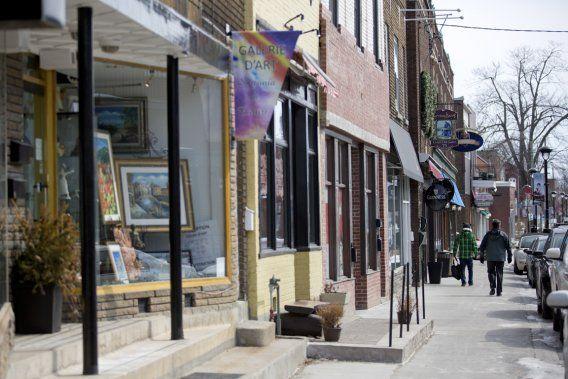 Sainte-Anne-de-Bellevue avant les beaux jours | Verónica Pérez-Tejeda | Montréal