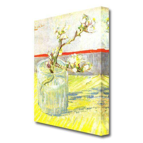 Vincent van Gogh Leinwandbild Vincent van Gogh