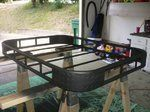 Homemade Roof Rack without Welding - Page 4 - Jeep Cherokee Forum